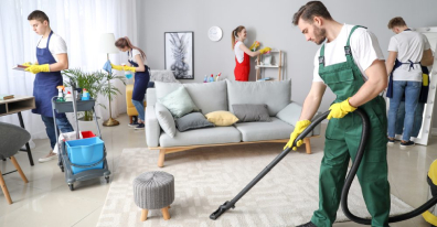10 Reasons Why Home Cleaning Services are Important For Your Health And Lifestyle