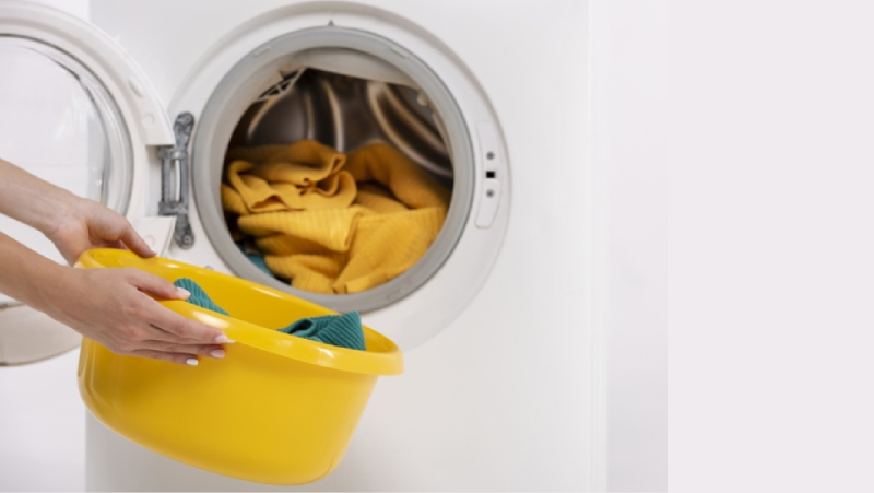 Machine wash over dry cleaning