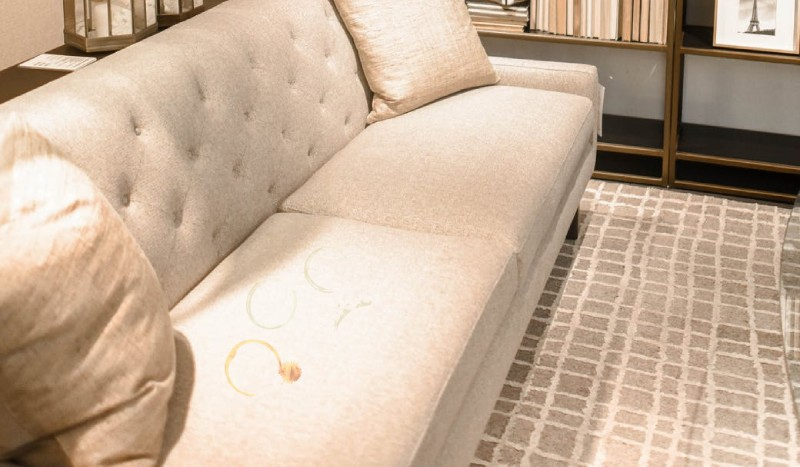 Remove Stains from a Couch