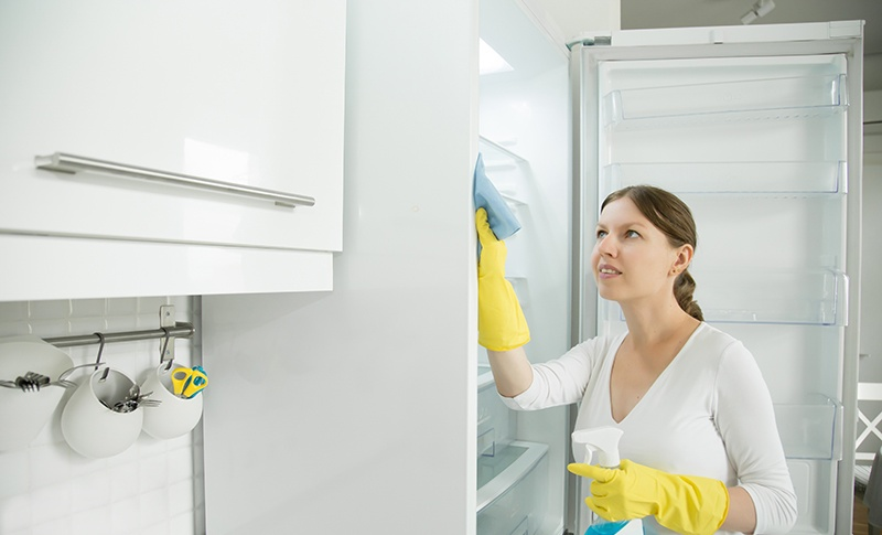 Kitchen Deep Cleaning Checklist