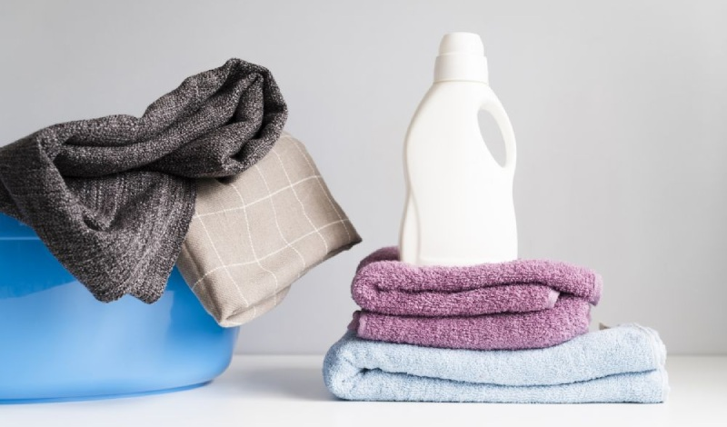 disinfect your laundry
