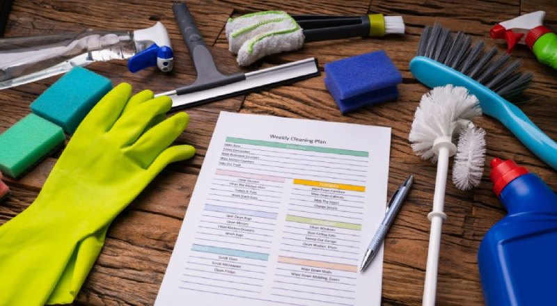 Scheduling Your Deep Cleaning