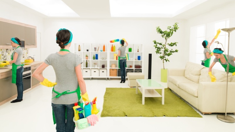 Cleansing Your Home Thoroughly