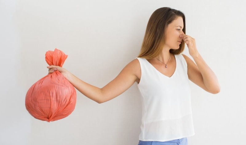 Remove all trash in your bedroom