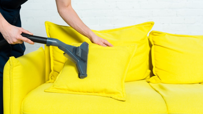 Throw Pillows Cleaning