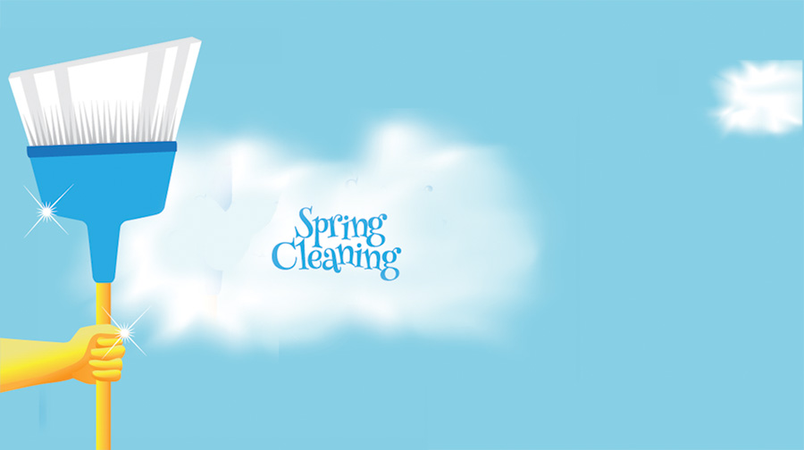 Spring Cleaning Checklist - The Ultimate Step by Step Guide