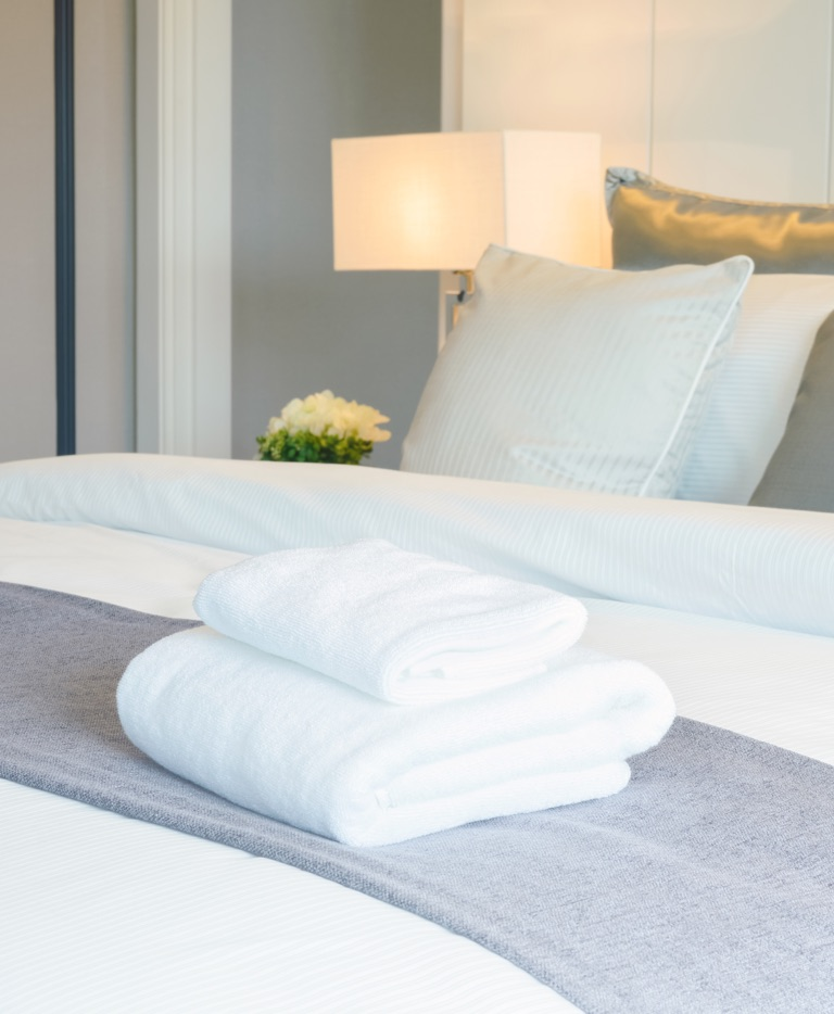 Commercial Laundry for Hotels and Hospitals