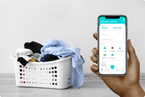 On-Demand Laundry
